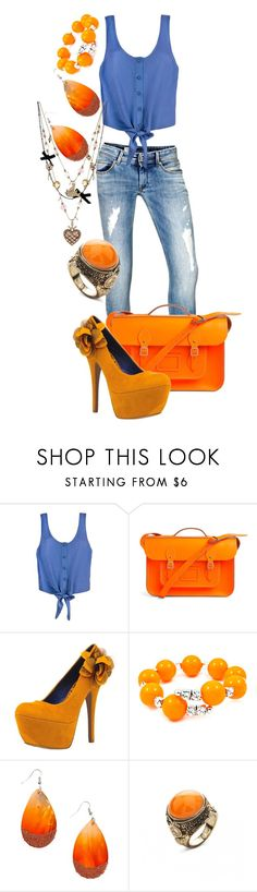 """seagulls (finding nemo)"" by lovelylittledisney ❤ liked on Polyvore featuring Pepe Jeans London, The Cambridge Satchel Company, Dollhouse, NLY Accessories and Betsey Johnson"