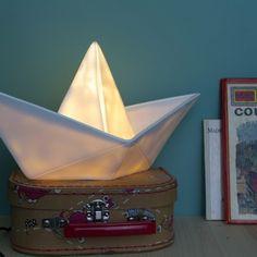 Schiff-Lampe-Weiss von  Goodnight Light