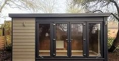 Garden Room - Price Guide Page Outdoor Office, Outdoor Decor, Small Garden Office, Garden Studio, Green Rooms, Price Guide, Architecture, Building, Design
