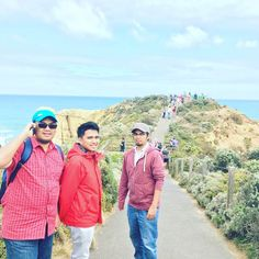 12 ApostlesAll The Way Through Great Ocean Road #cousins #greatoceanroad #12apostles #family by mohdnasrudeen