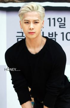 GOT7'S Jackson Wang // 150909 The Laws of The Jungle press conference