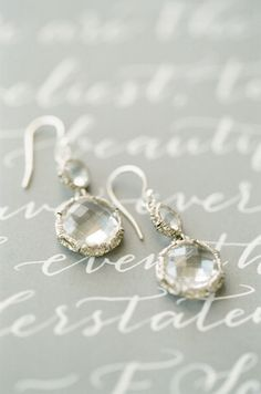 Simply stunning: http://www.stylemepretty.com/vault/search/images/earrings