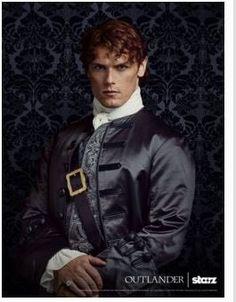 Season two Outlander promo pic Jamie Fraser
