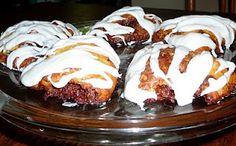 Cinnamon and Sugar Scones