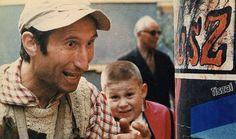 Az utca hírmondója... Retro 1, Retro Vintage, My Memory, Hungary, Budapest, Childhood Memories, Utca, Actors, Couple Photos