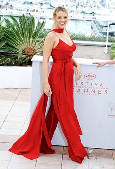 Blake Lively at the 69th Annual Cannes Film Festival - May 11