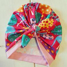 Bow Turban Hat Beanie Pattern 3 months through ladies Instant Peasant Dress Patterns, Pillowcase Dress Pattern, Baby Romper Pattern, Hat Patterns To Sew, Beanie Pattern, Sewing Patterns, Turban Hat, Turban Headbands, Ruffle Fabric