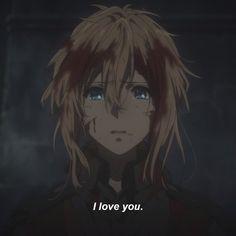 Netflix Original Anime, Violet Evergarden Wallpaper, Violet Evergreen, Violet Evergarden Anime, Anime Triste, Real Anime, Some Beautiful Pictures, Dibujos Cute, Sad Art