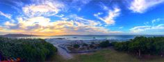 When in Langebaan visit the Cape windsurfing center Windsurfing, West Coast, South Africa, Celestial, Sunset, Landscape, Outdoor, Outdoors, Scenery