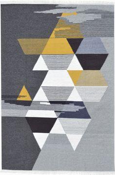 Carolina Melis; Wool 'Sei/Sei' Rug, 2013.