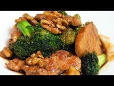 Pollo con brocoli | Recetas de pollo