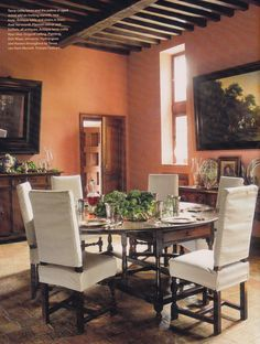 15 Catchy Orange Dining Room Designs  Orange Dining Room Dining Custom Orange Dining Room Table Decorating Design
