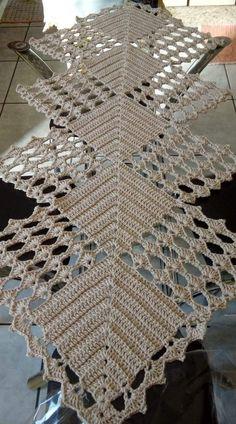 Good Images Crochet Doilies Tutorial Tip Doilies - Diy Crafts - maallure Crochet Table Runner Pattern, Crochet Edging Patterns, Crochet Lace Edging, Crochet Tablecloth, Hand Crochet, Knitting Patterns, Blanket Patterns, Flower Patterns, Lace Doilies