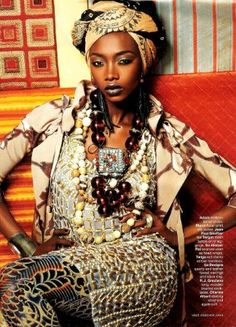 Essence magazine- Mix Master fashion editorial – photography by David Roemer, styling by Billie Causieestko #print