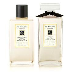 Pomegranate Noir Jo Malone Bath Oil