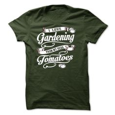 I love Gardening from my head TOMATOES 2015