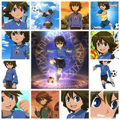 Paolo (Italy)  - Inazuma Eleven ~ DarksideAnime Inazuma Eleven Go, Kuroko No Basket, Anime Love, Spiderman, Kawaii, Manga, Characters, Cartoons, Soccer