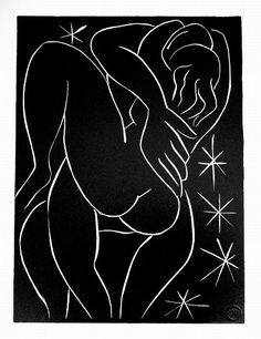 Matisse linocut