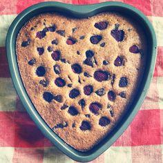 Amandine, framboises et chocolat