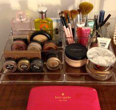 Have An Organized And Pretty Dresser Top S Just Wanna Pinterest Organizations Organizing