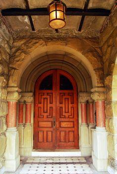 Victoria Canada, Victoria British Columbia, Castle Doors, Victorian Interiors, Largest Countries, Romanesque, Vancouver Island, Canada Travel, Story Ideas