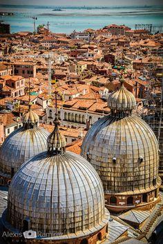 Venice view by Alexis Ramirez Flores on Birds Eye View, Burj Khalifa, Venice, Environment, City, Travel, Viajes, Cities