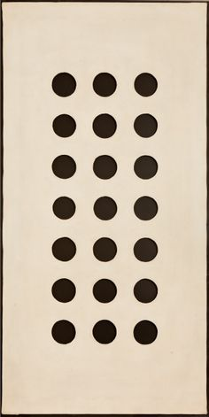 Volume, 1958, cm 120x59