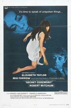 Secret Ceremony ~~ directed by Joseph Losey