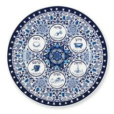 Win The Zion Judaica Renaissance Design Passover Seder Plate! Enter at koshereye.com by March 16, 2014.