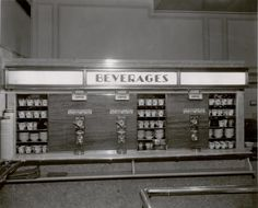 automat+horn+and+hardart | Beverage dispensers at a Horn and Hardart automat. Photo © New York ...