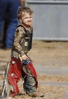 Lil Cowboy.......... Thanks for the share @Anita Lequoia | Stargazer Mercantile