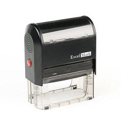 Custom Self Inking Rubber Stamp - 8 Lines (42A4078)