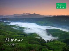 Munnar - the captivating hill station in Kerala - is a traveller's paradise. The place is all about exotic scenery, lush tea estates, rolling hills, wide variety of flora and fauna, etc. Discover all of them with Munnar Tourism.