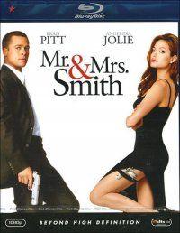 Mr & Mrs Smith (Blu-ray) 5,95e