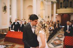 #bride and #groom #kiss #love #weddingday | @AliceCoppola Photographer