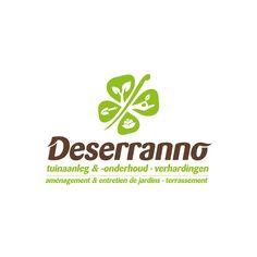 Deserranno - tuinaanleg - Communicatie en reclamebureau 2design Roeselare - Grafisch ontwerp - Design - Logo