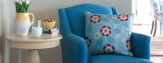 Throw Pillows by Maine Cottage