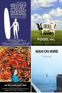 A CUP OF JO: Ten best documentaries http://joannagoddard.blogspot.com/2010/05/ten-best-documentaries.html