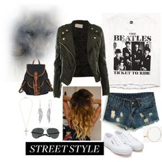 The Beatles, Polyvore, Street Style, Image, Fashion, Moda, Urban Taste, Fashion Styles, Street Styles