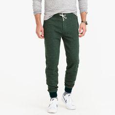 Slim Classic Zip-Pocket Sweatpant : Men's Sweatpants | J.Crew