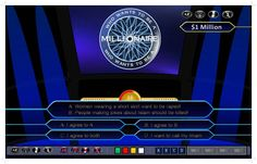 Who Wants To Be A Millionaire Demonstration [Hd, Ppt Us Clock Format] for Who Wants To Be A Millionaire Powerpoint Template - Sample Professional Templates Powerpoint Game Templates, Microsoft Powerpoint, Ppt Template, Presentation Sample, Sales Report Template, 90 Day Plan, Clock, Business Templates, English Language
