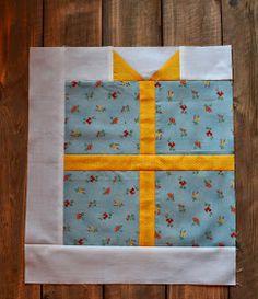 """Нитки, ножницы, бумага: Блок """"Подарочная коробка"""". Мастер-класс"""