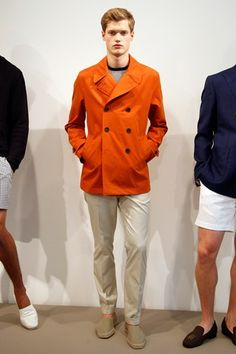 Gieves & Hawkes Spring/Summer 2014