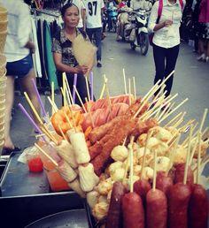 yummy #vietnamese #streetfood #hanoi