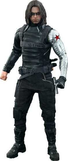 The Winter Soldier!  Click on the picture links to see more details, more pictures, and to pre-order this today!