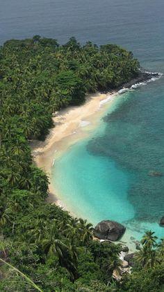 Bichinho das Viagens: Ilha do Príncipe