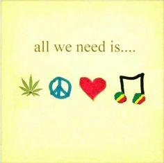 Wäre gerne ein Hippie gewesen....♡