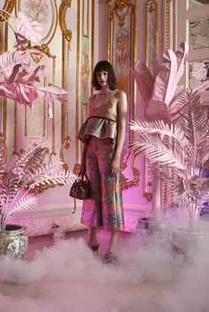 Cynthia Rowley Resort 2016 Fashion Show Cynthia Rowley, Vogue, Metal Fashion, Vintage Fashion, Next Clothes, Fashion Show, Fashion Design, Fashion 2016, Fashion Weeks