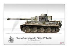PzKpfw VI Tiger I.