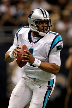QB Cam Newton - Carolina Panthers -Rookie Season-